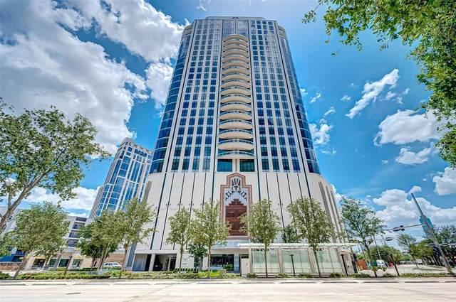 1409 Post Oak Boulevard #1302, Houston, TX 77056 (MLS #63944843) :: Caskey Realty