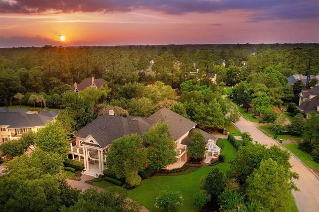 83 Windward Cove, The Woodlands, TX 77381 (MLS #63952072) :: The Lugo Group