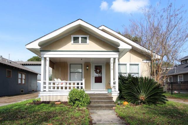 615 Ridge Street, Houston, TX 77009 (MLS #63952446) :: Fairwater Westmont Real Estate