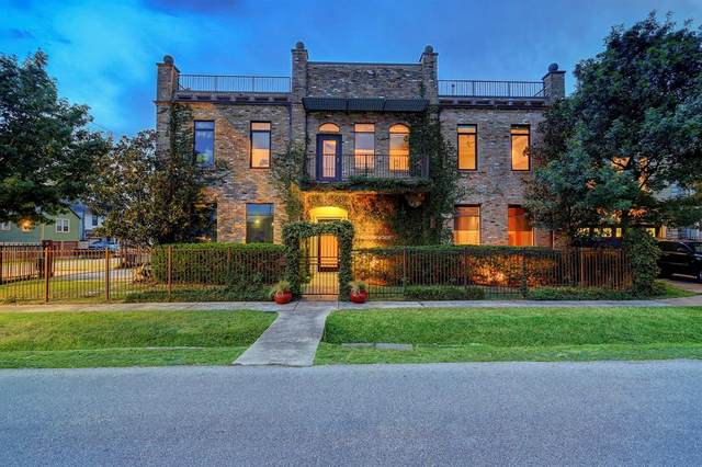 1003 Alexander Street, Houston, TX 77008 (MLS #63955797) :: The Home Branch