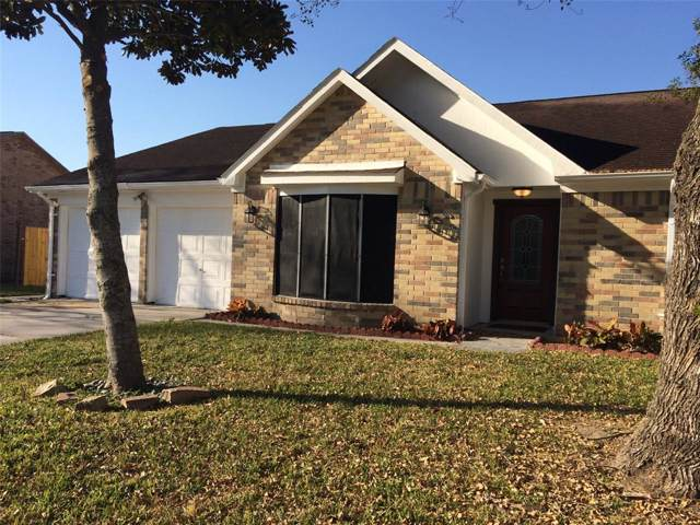 1102 Mossridge Drive, Missouri City, TX 77489 (MLS #63955958) :: The Home Branch