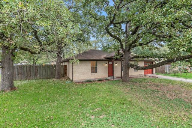 3312 Big Bend Drive, Bryan, TX 77803 (MLS #63960469) :: Guevara Backman