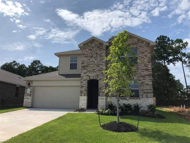 2258 Strong Horse Drive, Conroe, TX 77301 (MLS #63961771) :: TEXdot Realtors, Inc.