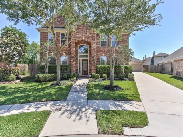 9606 Orchid Spring Lane, Katy, TX 77494 (MLS #63964637) :: King Realty