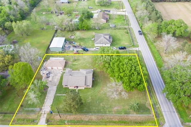 12937 Unison Rd Road, Houston, TX 77044 (MLS #63964652) :: Caskey Realty
