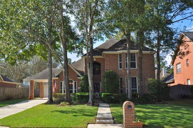 3615 Clover Creek Drive, Kingwood, TX 77345 (MLS #63966491) :: Red Door Realty & Associates