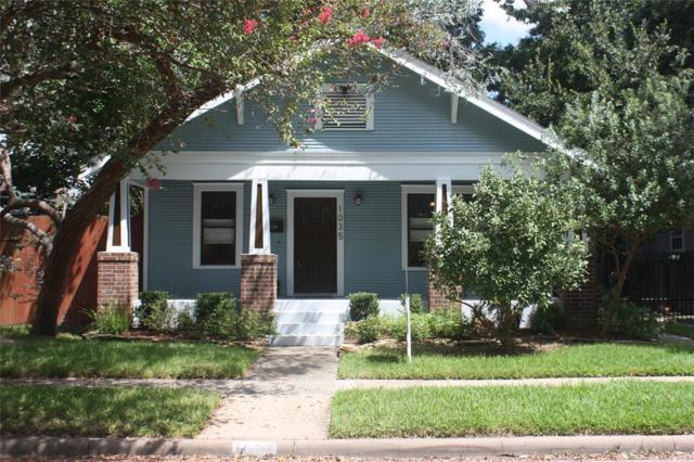 1035 Walling Street, Houston, TX 77009 (MLS #63968118) :: Texas Home Shop Realty