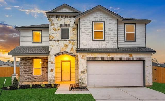 12404 Southern Trail Court, Magnolia, TX 77354 (MLS #63968192) :: Rachel Lee Realtor
