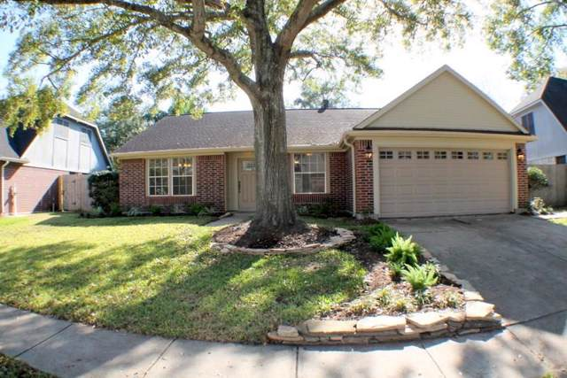 4918 Clover Lane, Pearland, TX 77584 (MLS #63982634) :: The SOLD by George Team