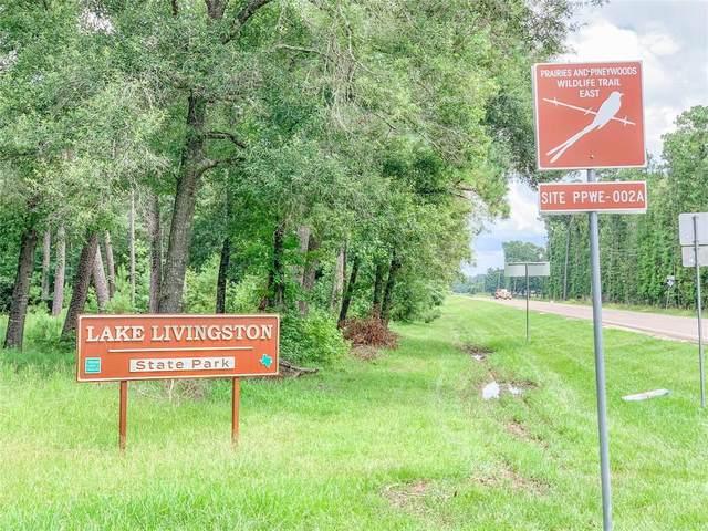 450 Pete Garrett Road, Goodrich, TX 77335 (MLS #63985533) :: The Bly Team