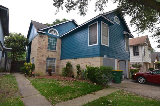931 Hartman Drive, Baytown, TX 77521 (MLS #63986931) :: The SOLD by George Team