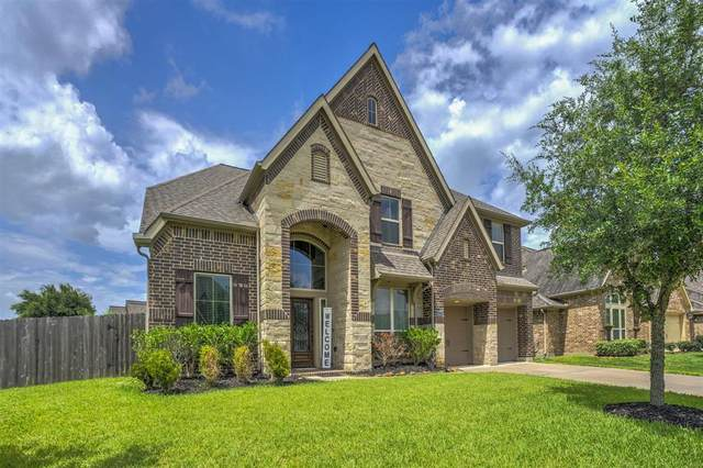 6231 Archer Ranch Lane, Rosenberg, TX 77471 (#64002777) :: ORO Realty