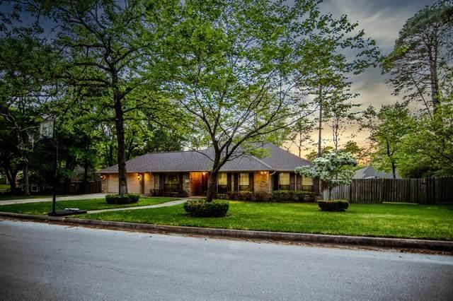 1732 East Lake Drive, Huntsville, TX 77340 (MLS #64005590) :: Homemax Properties