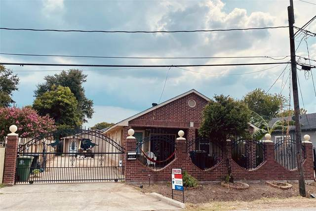 207 Coronado Street, Houston, TX 77009 (MLS #64021326) :: The Home Branch