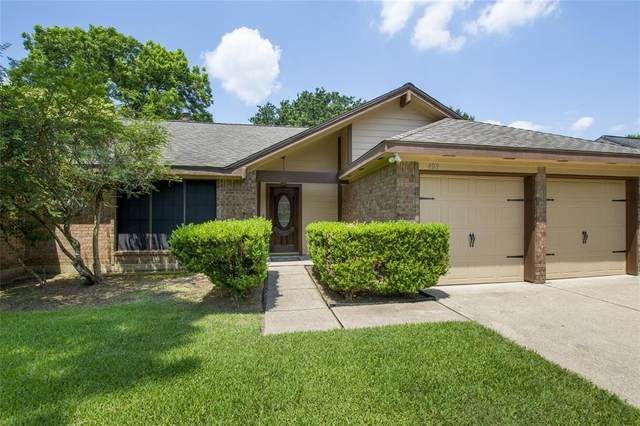409 Desert Willow Drive, League City, TX 77573 (MLS #64050326) :: The Bly Team