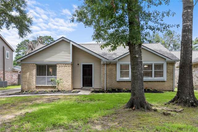 2311 Peaceful Valley Drive, Spring, TX 77373 (#64057157) :: ORO Realty