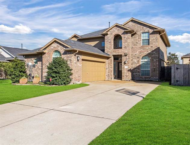 15510 Chaco Canyon Drive, Cypress, TX 77429 (MLS #64057712) :: The Bly Team
