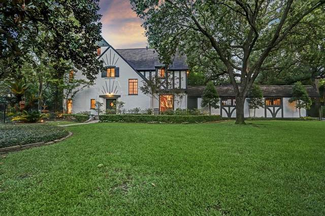 2105 Brentwood Drive, Houston, TX 77019 (MLS #64068604) :: The Freund Group