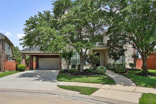 12414 Lago Bend Lane, Houston, TX 77041 (MLS #6406862) :: Rachel Lee Realtor