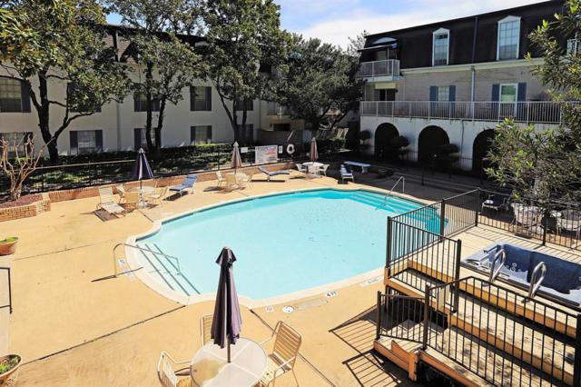 2601 Bellefontaine Street A303, Houston, TX 77025 (MLS #64069373) :: Christy Buck Team