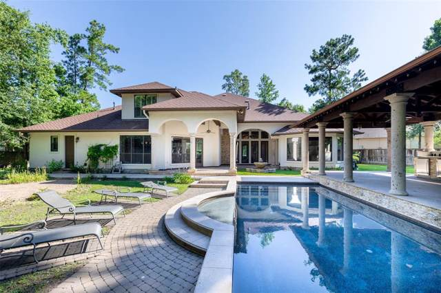 2 Dovecote, The Woodlands, TX 77382 (MLS #6407242) :: Texas Home Shop Realty