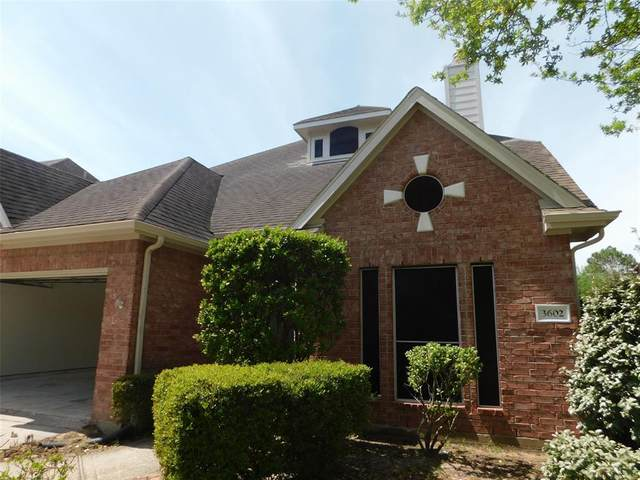 3602 Pine Stream Drive, Pearland, TX 77581 (MLS #64073959) :: The Sansone Group