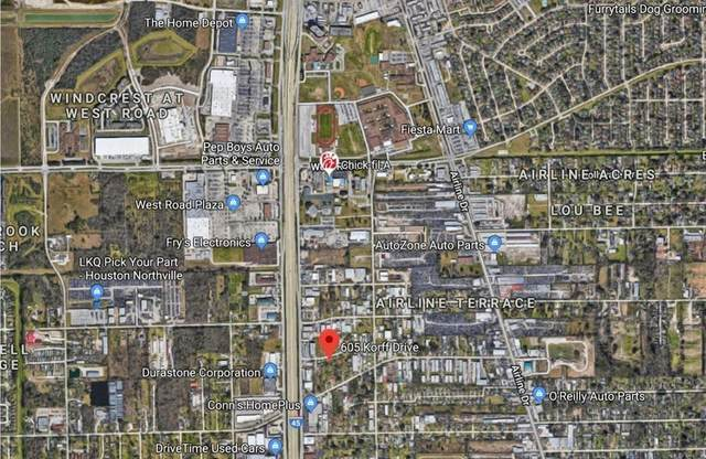 605,609 Korff Drive, Houston, TX 77037 (MLS #6408983) :: Michele Harmon Team
