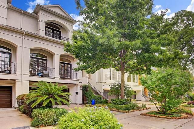 6414 Taggart Street B, Houston, TX 77007 (#64093045) :: ORO Realty