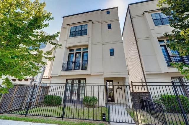 1717 Shearn Street, Houston, TX 77007 (MLS #6412576) :: Texas Home Shop Realty