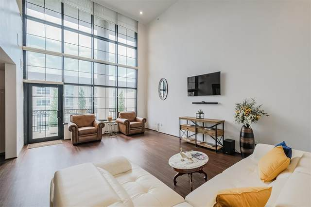 1005 S Shepherd Drive #819, Houston, TX 77019 (MLS #64130495) :: Ellison Real Estate Team
