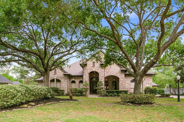 14 Mary's Creek Lane, Friendswood, TX 77546 (MLS #64137436) :: The Freund Group