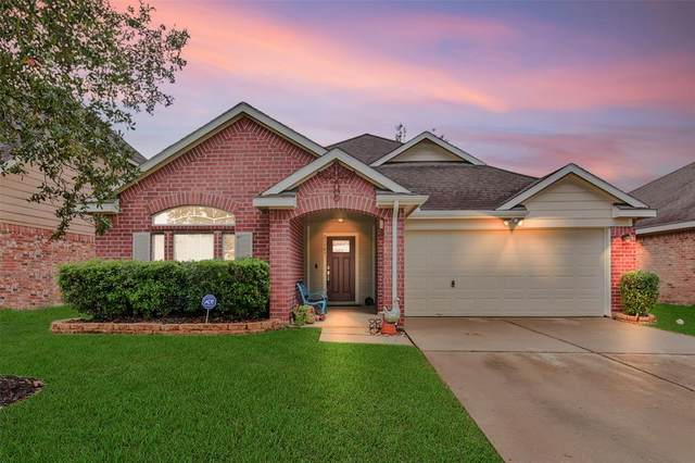 21747 Debray Drive, Spring, TX 77388 (MLS #64140799) :: The Freund Group