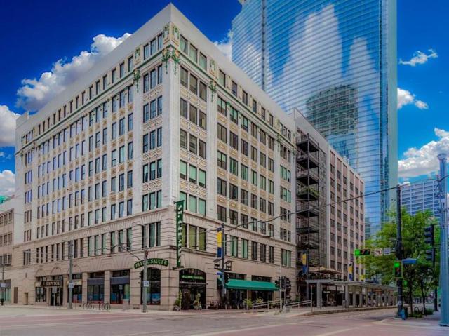 705 Main Street #404, Houston, TX 77002 (MLS #64149670) :: Caskey Realty