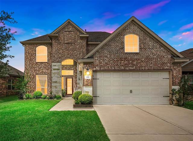 260 Country Crossing Circle, Magnolia, TX 77354 (MLS #64169511) :: The Property Guys