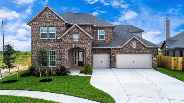 6818 Regal Lakes Drive, Katy, TX 77493 (MLS #64170711) :: The Parodi Team at Realty Associates