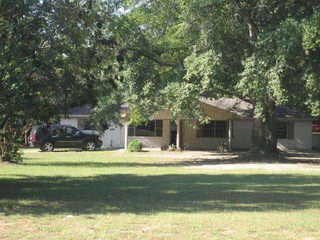 11519 E State Highway 294, Grapeland, TX 75844 (MLS #64197241) :: Lerner Realty Solutions