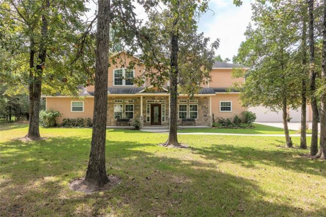 8721 Deer Lodge Road, Magnolia, TX 77354 (MLS #64208858) :: The Collective Realty Group