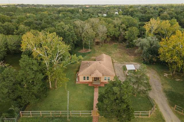 5811 Avenue G 1/2, Santa Fe, TX 77510 (MLS #64226093) :: Caskey Realty