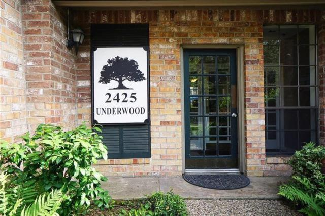 2425 Underwood Street #152, Houston, TX 77030 (MLS #64241626) :: The Heyl Group at Keller Williams