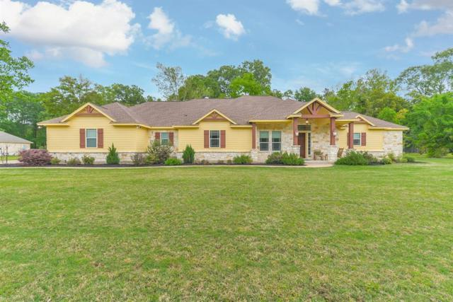 411 Lassen Villa Court, Huffman, TX 77336 (MLS #64261311) :: The SOLD by George Team