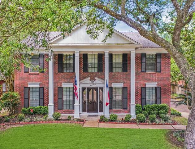 4407 Canadian River Drive, Sugar Land, TX 77478 (MLS #64262519) :: The Sansone Group