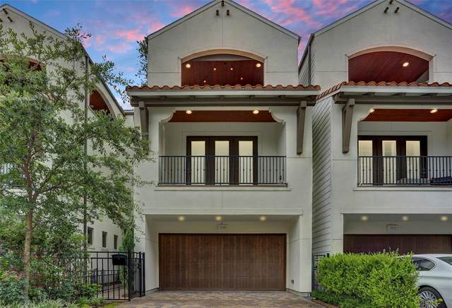 3719 Newhouse Street, Houston, TX 77019 (MLS #64271985) :: The Property Guys