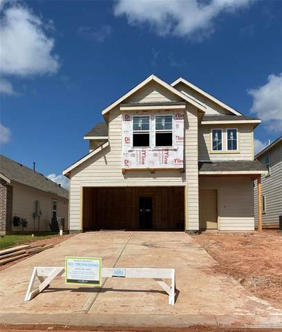 40715 Gate Ridge Drive, Magnolia, TX 77354 (MLS #64282345) :: The SOLD by George Team