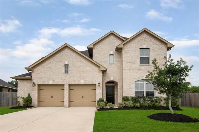 2002 Granite Pass Drive, Pearland, TX 77581 (MLS #64283852) :: Homemax Properties