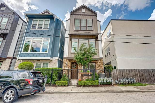 1413 Patterson Street, Houston, TX 77007 (MLS #64306222) :: The Freund Group