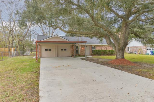 1512 Martin Drive, Alvin, TX 77511 (MLS #64308603) :: Texas Home Shop Realty