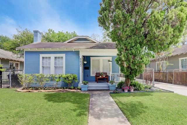 4620 Norhill Boulevard, Houston, TX 77009 (MLS #64313987) :: Homemax Properties