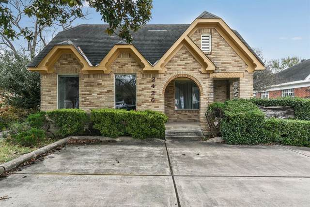 2426 Sunset Boulevard, Houston, TX 77005 (MLS #64327377) :: Connect Realty