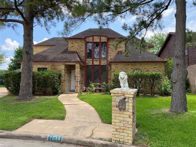 7534 Cart Gate Drive, Houston, TX 77095 (MLS #6434173) :: Bray Real Estate Group