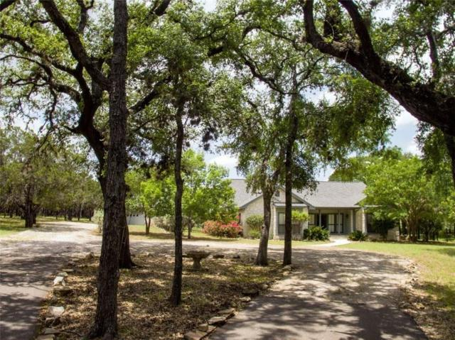 206 Avenida Serena Drive, Marble Falls, TX 78654 (MLS #64356275) :: The SOLD by George Team